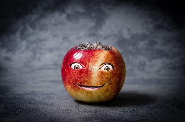 Las ricas manzanas se consiguen todo el año