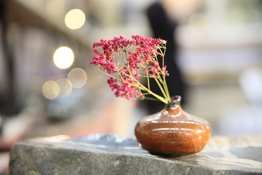 Tipos de Arreglos Florales, centros, follajes, arreglos de iglesia