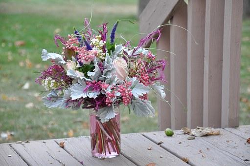 Conservación de las Flores: el agua necesaria, recipientes, el calor…