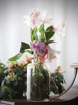 flores-jarra