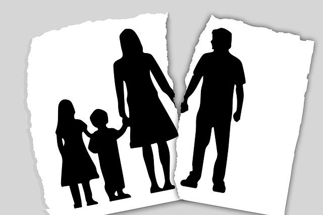 Separación de los cónyuges y Pensión alimenticia
