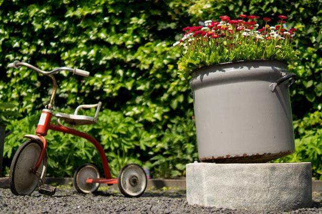 La vida como un triciclo