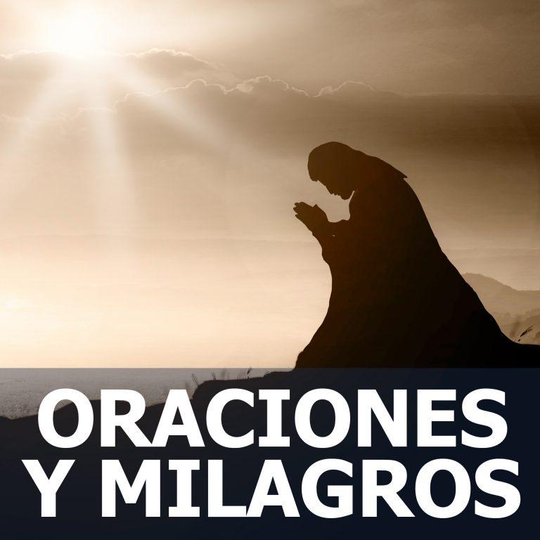 Oraciones y milagros