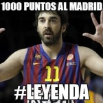 1000 Puntos al Madrid