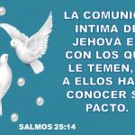 La Comunión de Jehová