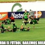 A la mierda el Fútbol