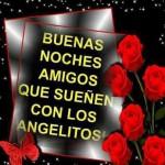 Buenas Noches soñar con Angelitos