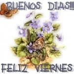 Buenos Días, Feliz Viernes