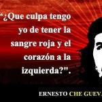 Ché Guevara, Sangre Roja