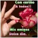 Con Cariño a todos mis amig@s