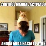 Control Manual Activado
