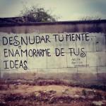 Enamorarme de tus ideas