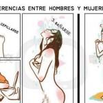 Diferencia entre hombre y mujer