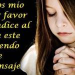 Dios te bendice