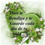 Dios te guarde cada día