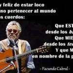 Facundo Cabral-Estar loco