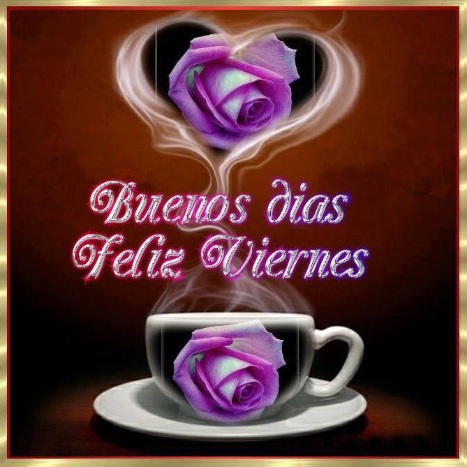 Download image Buenos Dias Feliz Viernes PC, Android, iPhone and iPad ...