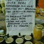 Aquí tenemos Jalea Real