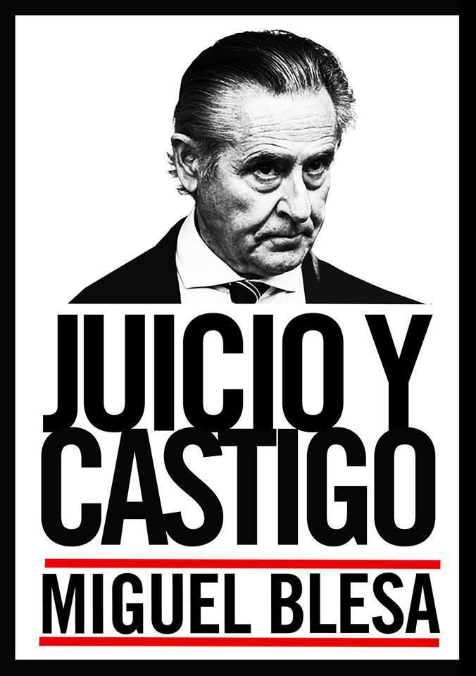 Juicio y Castigo. Miguel Blesa