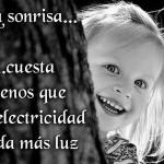 La sonrisa...cuesta menos
