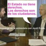Julian Assange-Derechos