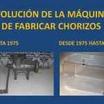 Máquina de Fabricar Chorizos