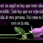 Para ser un Angel