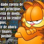 Tener principios
