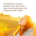 Confesar nuestros pecados