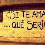 Si te amara