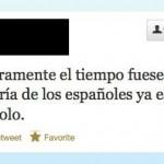Si el tiempo fuese oro, la mayoria de los españoles ya estarian empeñandolo.