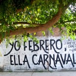 Febrero, carnaval