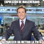 Expulsión de Mascherano