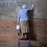 Sin lucha no hay Victoria