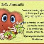 Feliz Miércoles, Bella Amistad