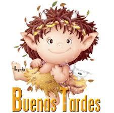 Buenas Tardes