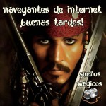 Navegantes de Internet. Buenas Tardes
