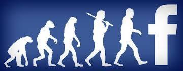 Facebook y la evolución del hombre