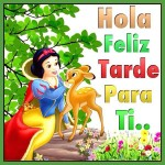 Hola Feliz Tarde para ti
