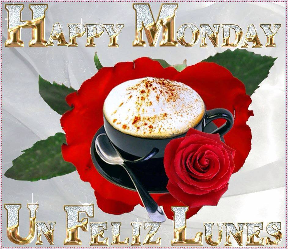 En Feliz Lunes Happy Monday Tnrelaciones