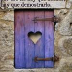 El amor no se oye...
