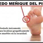 Dedo meñique del Pie