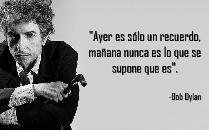 Bob Dylan, frases, citas, imágenes y memes