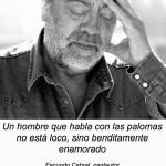 Facundo Cabral-El hombre que habla con las palomas