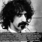 Frank Zappa, frases, citas, imágenes y memes