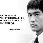Bruce Lee-Los Errores