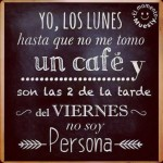 Yo, Los Lunes...
