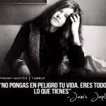 Janis Joplin frases, citas, imágenes y memes