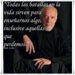 Paulo Coelho, frases, citas, imágenes y memes