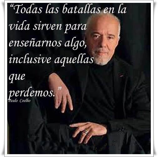 Paulo Coelho Frases Citas Imágenes Y Memes Tnrelaciones